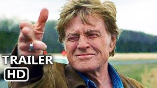 Download THE OLD MAN AND THE GUN Official Trailer (2018) Robert Redford, Casey Affleck Movie HD Video