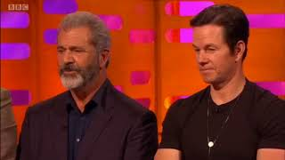 Download Mel's best bits from Daddy's Home2 chatshow appearance Video