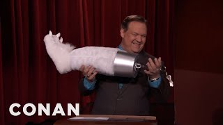 Download Andy Richter's Lucky Rabbit's Foot - CONAN on TBS Video