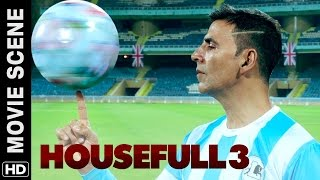 Download Akshay turns Sundi | Housefull 3 | Movie Scene Video
