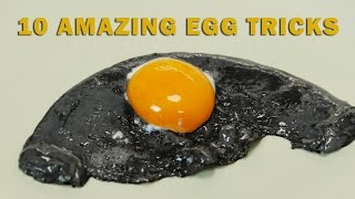 Download 10 Egg Tricks Video