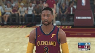 Download NBA 2k18 - Cleveland Cavaliers vs Golden State Warriors | Dwyane Wade Signs with Cavs Video
