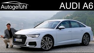 Download Best in class? Audi A6 FULL REVIEW all-new C8 2019 s-line neu - Autogefühl Video
