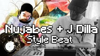 Download How to NUJABES J DILLA beat Video