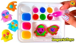 Download Kracie Popin Cookin Oekaki Gummy Land おえかきグミランド DIY candy kit Maker グミランド Popin' Cookin' Video