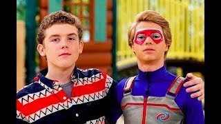 Download EXCLUSIVE: Jace Norman & Sean Ryan Fox Went To Camp Together?! Video