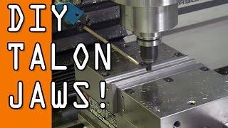 Download Machining DIY Talon Jaws! WW126 Video