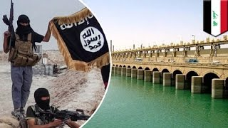 Download ISIS fighters use water as weapon, shut down Iraq's Ramadi dam - TomoNews Video