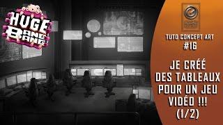 Download JE CRÉE DES DÉCORS POUR UN JEU VIDÉO !!! (1/2) Le Poste de Commande [Level Design]. Video