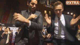 Download 'Thor 2' Dance-Off! Tom Hiddleston vs. Zachary Levi Video