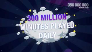 Download Angry Birds smashes half a billion downloads! Video
