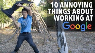Download 10 annoying things about working at Google that irritated me Video