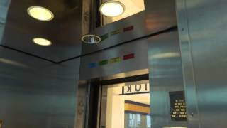 Download ABSOLUTELY HORRIBLE Westinghouse Hydraulic Elevator - Galleria at White Plains - White Plains, NY Video