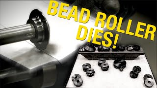 Download Specialty Bead Roller Dies: Shear Sheet Metal, Bead Tubing, Create Offsets, Hem Edges & More! Video