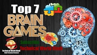 Download Top 7 Best Brain Android Games 2016 | 2017 | MUST PLAY #4 Video