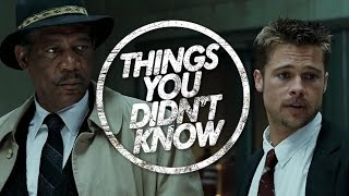 Download 7 Things You (Probably) Didn't Know About Se7en! Video