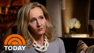 Download J.K. Rowling Talks Harry Potter and More | TODAY Video