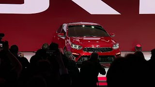 Download Kia reveals new 2019 Forte at North American International Auto Show Video