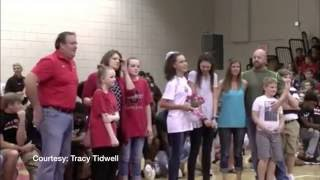 Download Opelika High School Honors Carly and Lexi Video