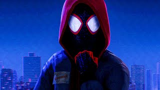 Download Miles Morales Becomes Spider-Man Scene - SPIDER-MAN: INTO THE SPIDER-VERSE (2018) Movie Clip Video