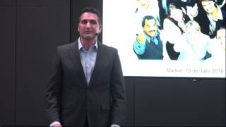 Download La habilidad en relaciones humanas | Javier Valbuena | TEDxGranVía Video