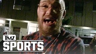 Download Conor McGregor- Respect for CM Punk...He's Not a WWE P**** | TMZ Sports Video