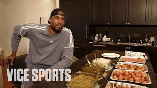 Download Eating Congolese Food with Serge Ibaka of the Toronto Raptors Video