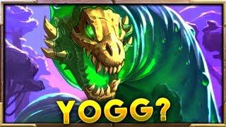 Download Best Un'Goro Yogg-Saron Moments! | Hearthstone Video
