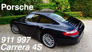 Download Porsche 911 (997) Carrera 4S - Ride, Acceleration, Revs - 355ch ! LOUD Video