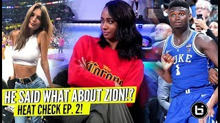 Download Zion Not Good Enough For Fab 5!? Is Derrick Rose Officially Back? Video