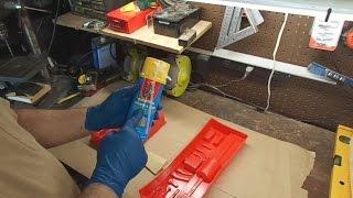 Download Foam filling tool trays Video