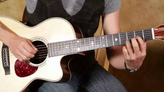 Download Paul McCartney and Wings - Band on the Run - Acoustic Guitar Lesson Video