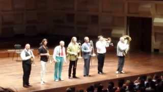 Download Mnozil brass - Rotterdam 2014 Video