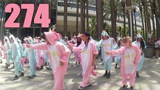 Download The Time I Did A Unicorn Flashmob (Day 274) Video