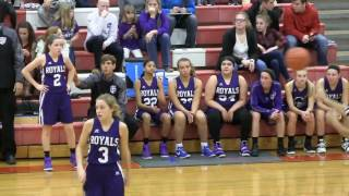Download 1617 Varsity Girls Basketball at Vandercook Video