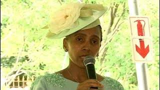 Download Queen Masenate Mohato Seeiso calls for support charitable work Video