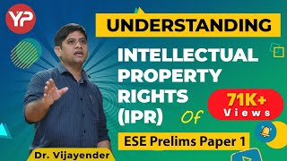 Download 12. Understanding Intellectual Property Rights (IPR) | For ESE Prelims Paper 1 Video