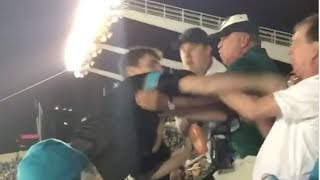 Download Panthers Fan SUCKER PUNCHES Elderly Man During Thursday Night Football Video