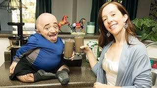 Download Tiny Husband: Larger Than Life Couple Shows Love Knows No Bounds Video