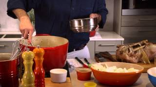Download The Le Creuset Technique Series with Michael Ruhlman - The Holiday Goose Video