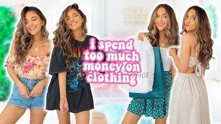 Download HUGE try-on clothing haul!! Urban Outfitters, Forever 21, Pretty Little Thing & more. Video