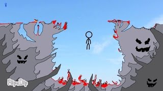 Download The Cliff 3 - The Final Showdown (FlipaClip animation 72, stick fight, blood warning!) Video