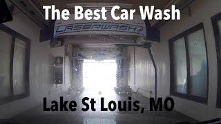 Download LaserWash 360 - The Best Car Wash, Lake St Louis, MO Video