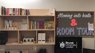 Download Moving into uni + ROOM TOUR ! (Brunel University London) || Monique Powell Video