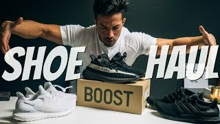Download MY LUCKY EXTREMELY RARE SHOE HAUL | VLOG 33 Video
