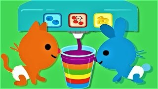 Download Sago Mini Babies Pet Cafe - Baby Learn Colors and Play Preschool Game Video
