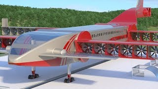 Download Flying Train - The Future Of Public Transportation Video