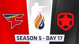 Download ECS Season 5 Day 17 - Faze vs Gambit - Mirage Video