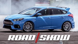 Download Drifting with the Stig on the Ford Focus RS Video
