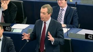Download An EU Army to face Russia? Who do you think you are kidding, Mr Juncker? - Nigel Farage Video